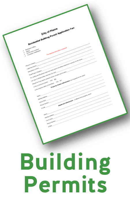 Building Permits Page