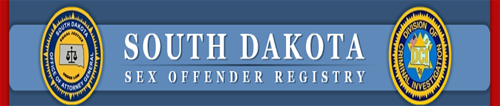 South Dakota Sex Offender Registry